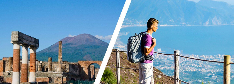 Tour Pompeii and Vesuvius from Sorrento