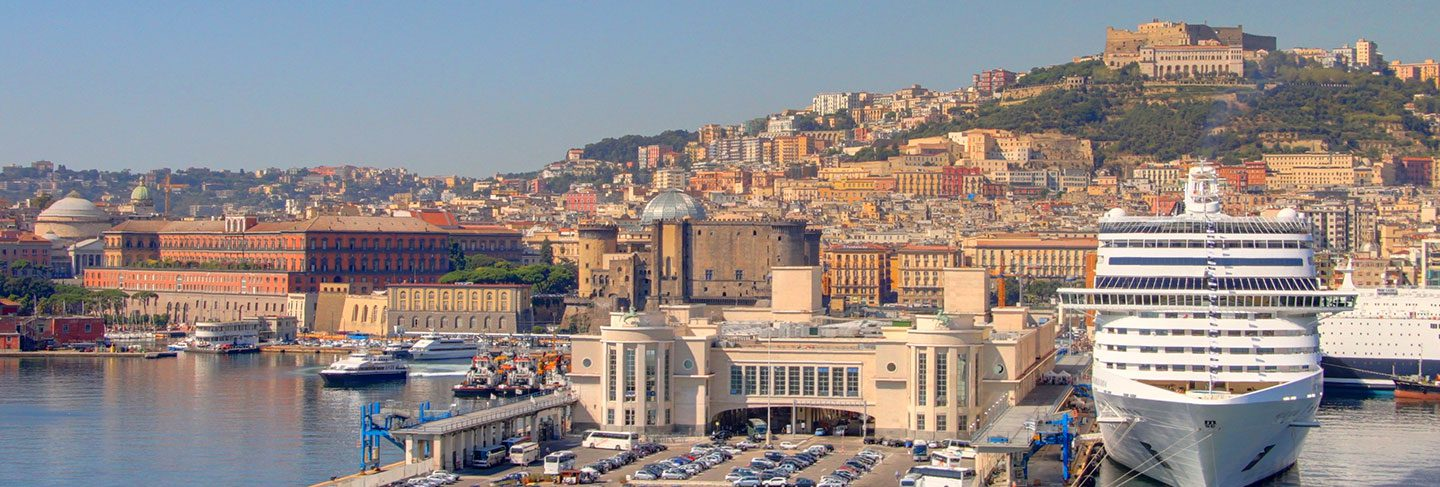 shore excursions from Naples